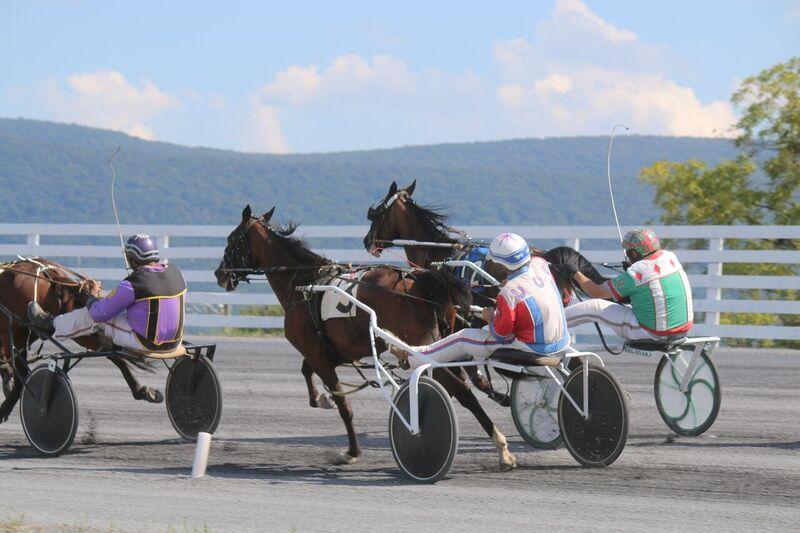 shenandoah racing - scenery