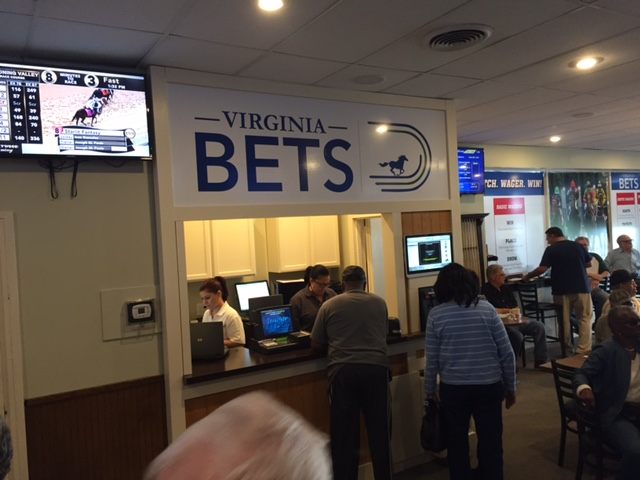 Virginia Bets is the name of the Virginia Equine Alliance's Off Track Betting Center operations/.