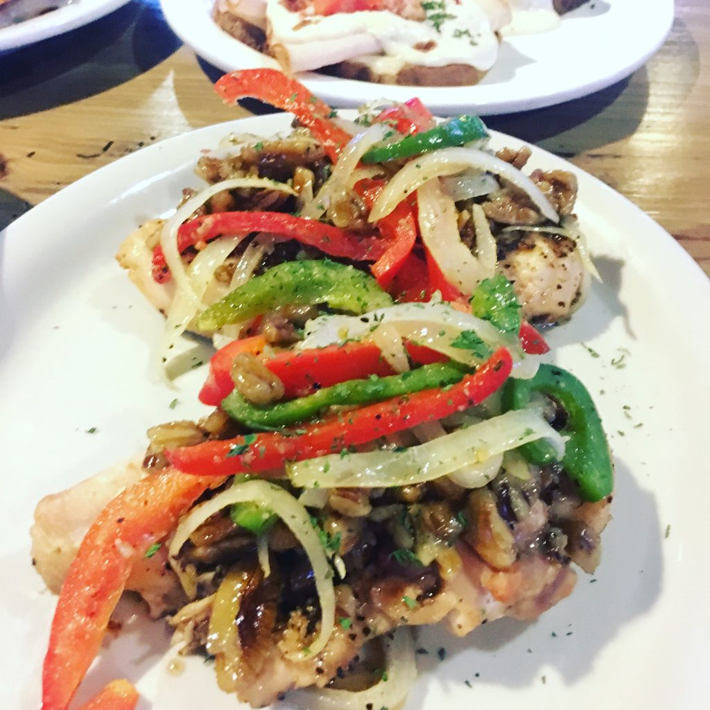 Ponies & Pints will feature a full service menu with an emphasis of open face sandwiches.