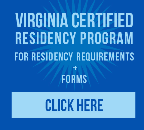 Certified VA Thoroughbred Residency
