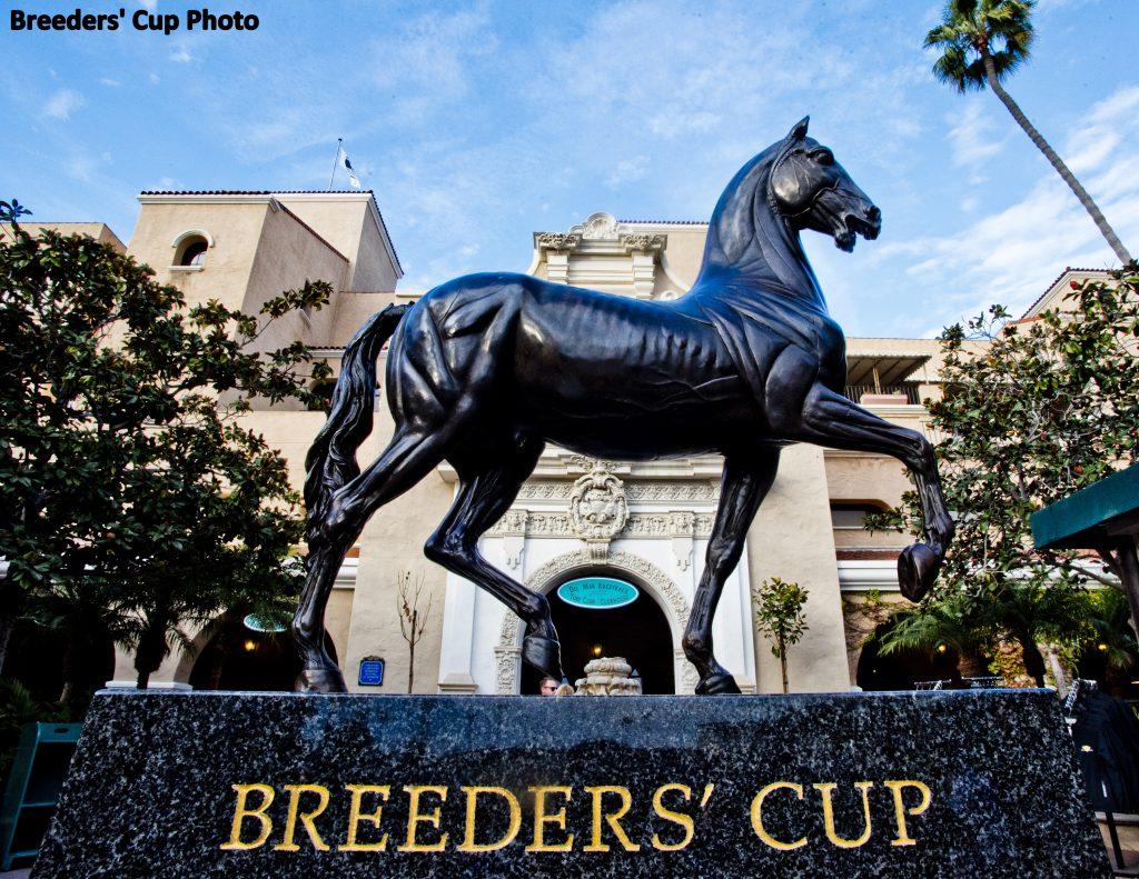 2017 Breeders Cup Turf Sprint