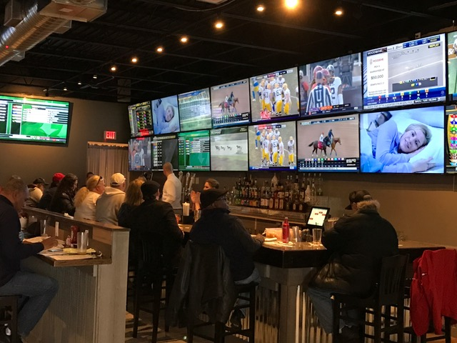 New Off Track Betting Center In Chesapeake Opened This