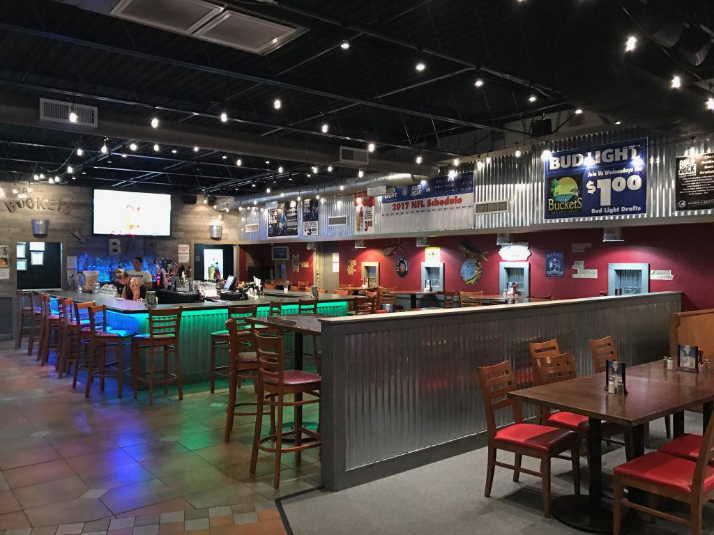 Grand Opening Of Chesapeake Otb At Buckets Bar Amp Grill