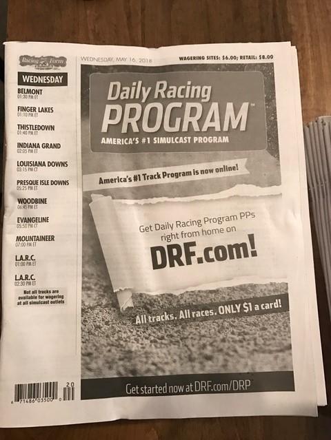 Daily Racing